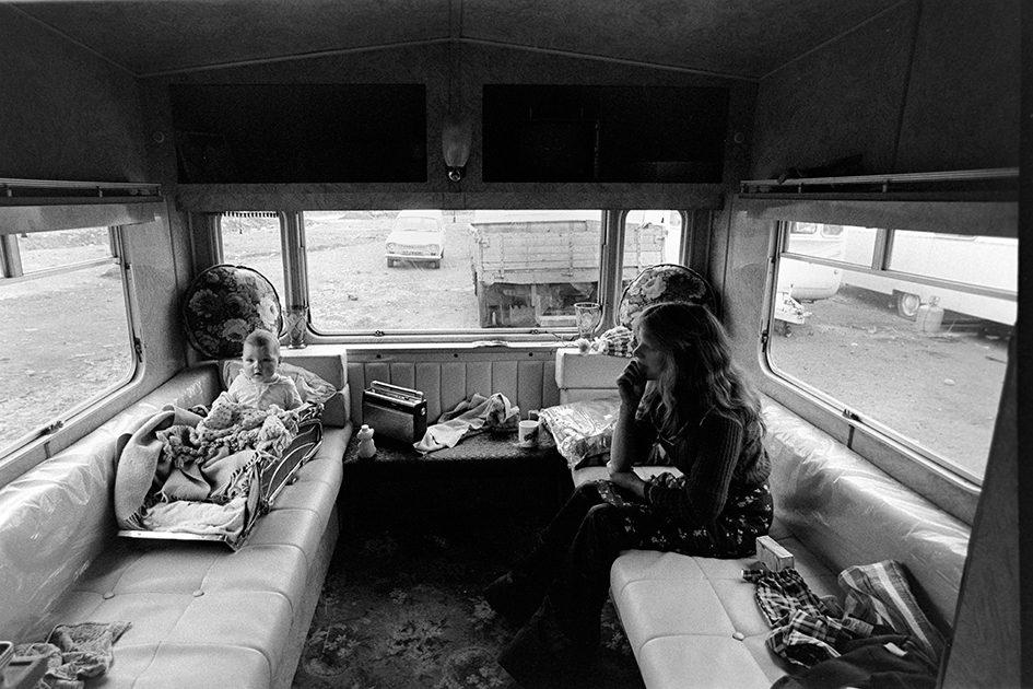 Fran May: Gypsy Baby.