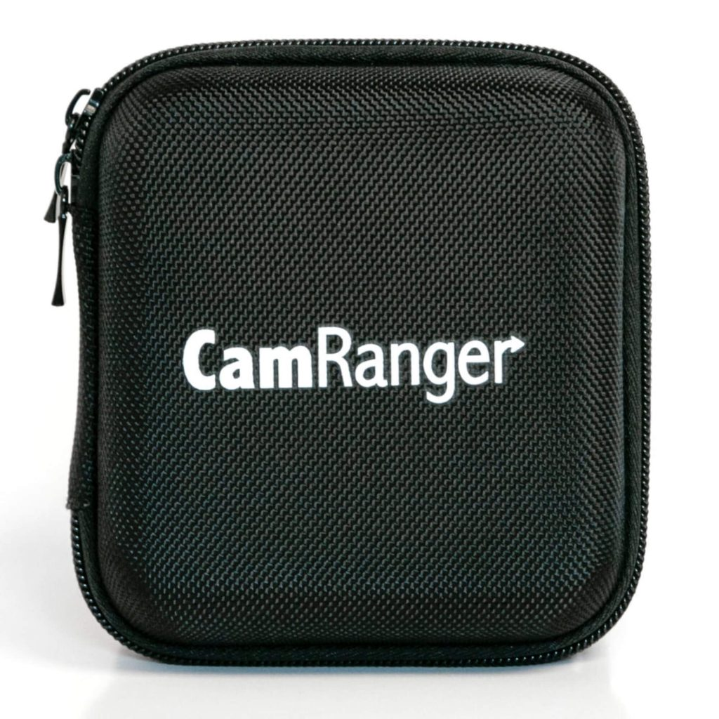 CamRanger 2 carry case closed