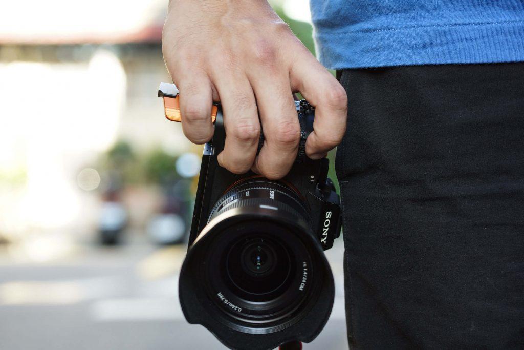 STC Sony Fogrip