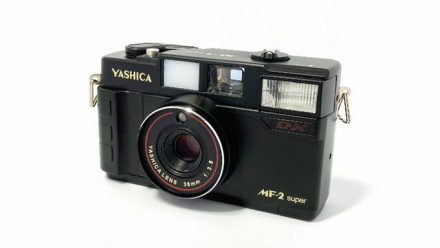 Read Yashica MF-2 Super launches with Kickstarter Campaign