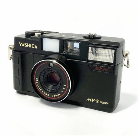 PhotoBite - Yashica MF-2 Super launches with Kickstarter Campaign