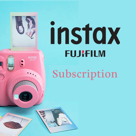 Instax Film subscription