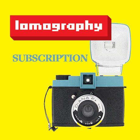 Lomography Film Subscription
