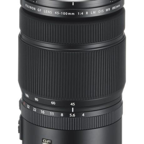 PhotoBite - Fujifilm launches standard zoom lens 'FUJINON Lens GF45-100mmF4 R LM OIS WR'