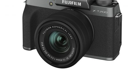 Read FujiFilm X-T200 announced with improved video Features