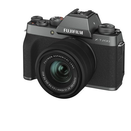 PhotoBite - FujiFilm X-T200 announced with improved video Features
