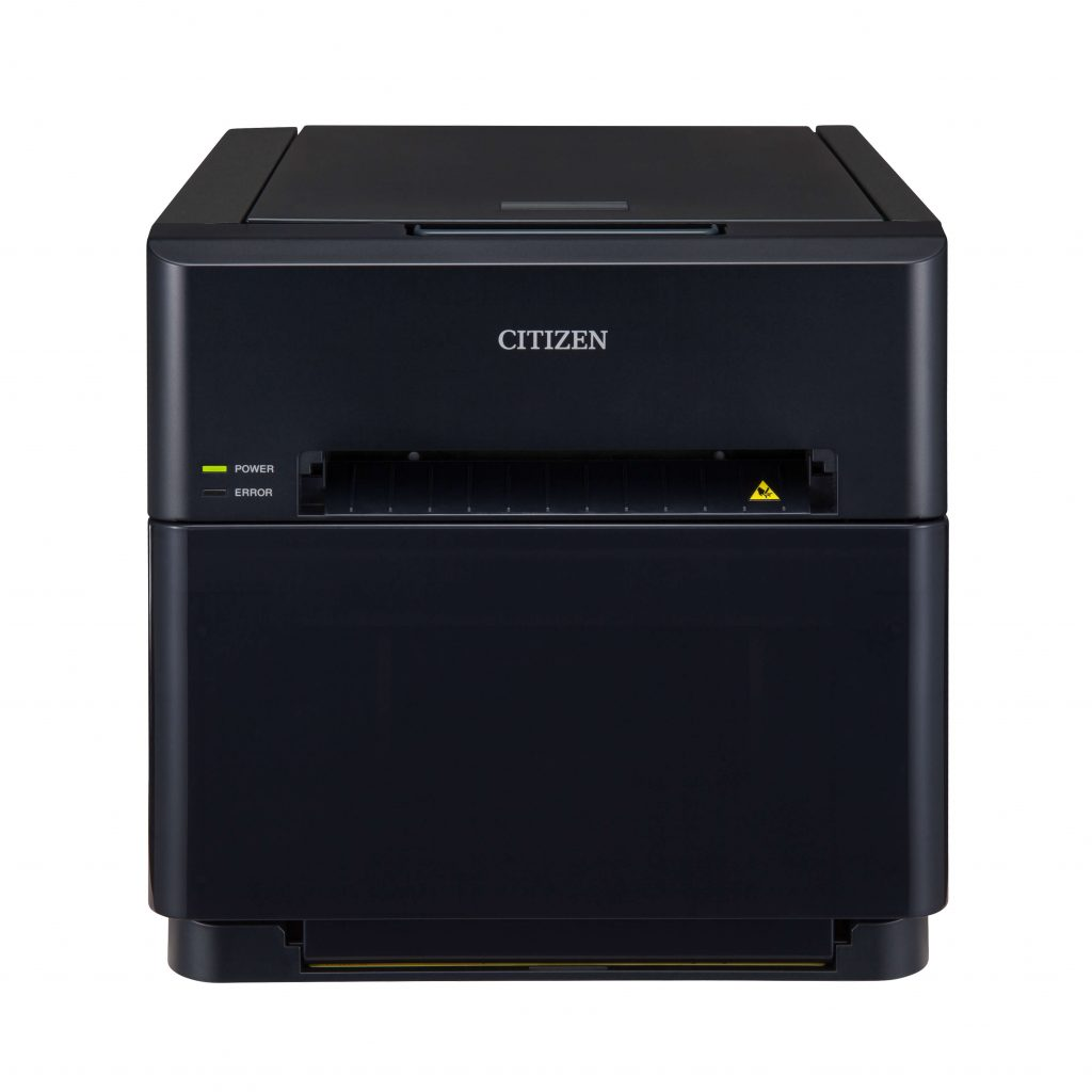 Citizen CZ-01 front elevated