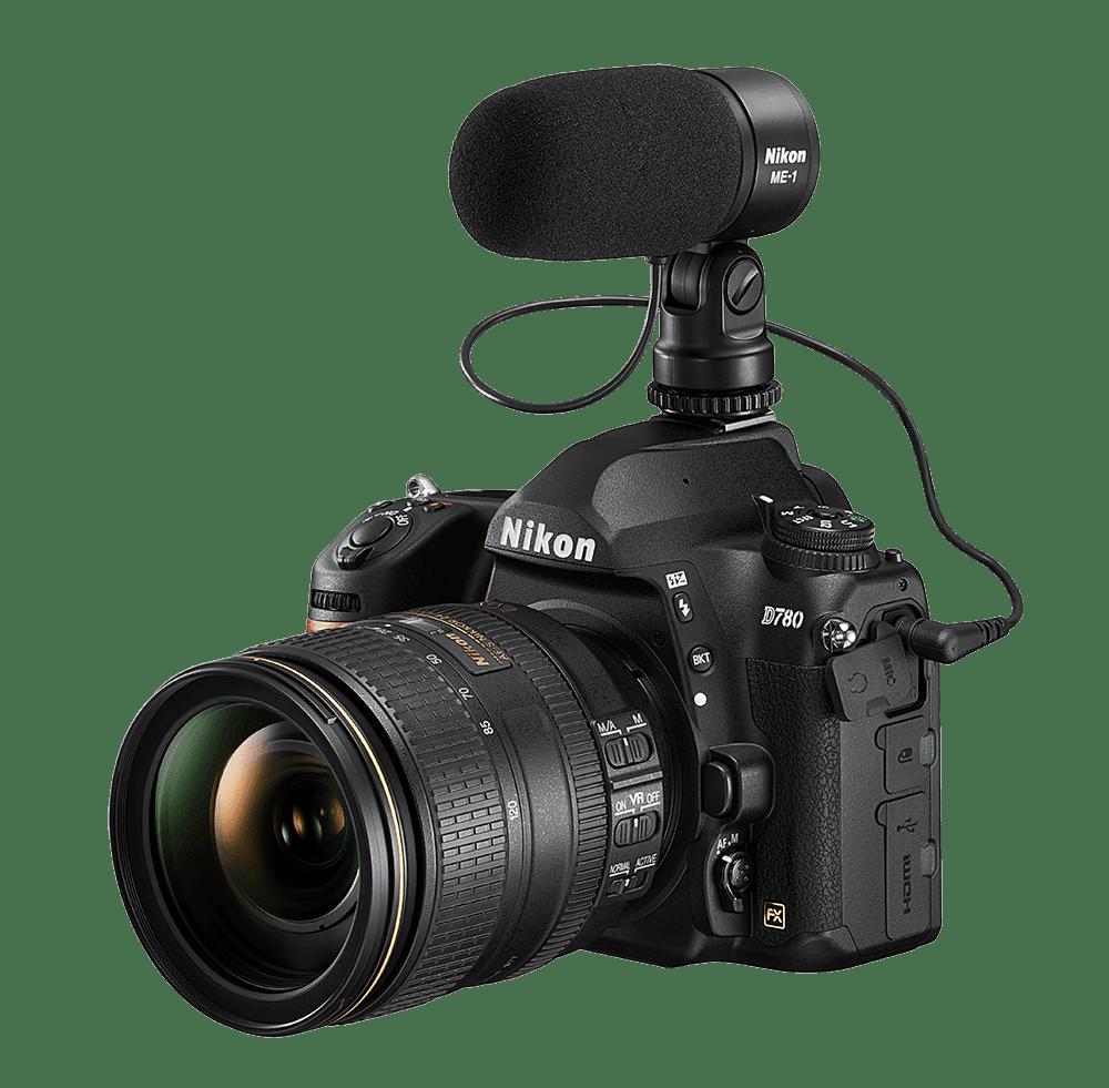 Nikon D780 ME-1