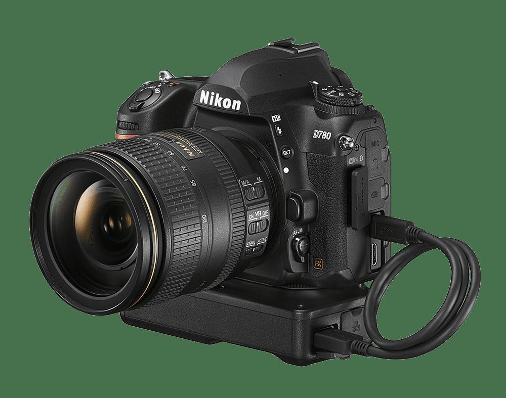 Nikon D780 with WT-7