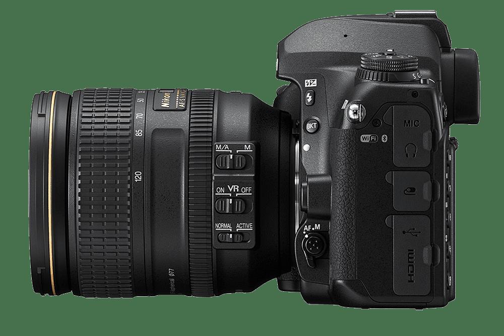Nikon D780 left