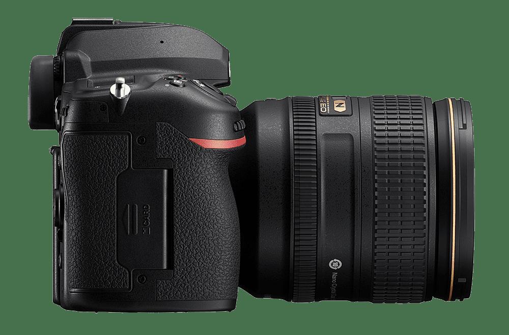 Nikon D780 right