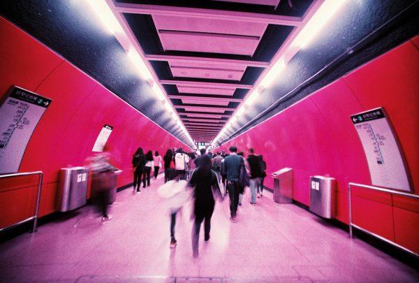 Lomochrome Purple 35mm Film example 1