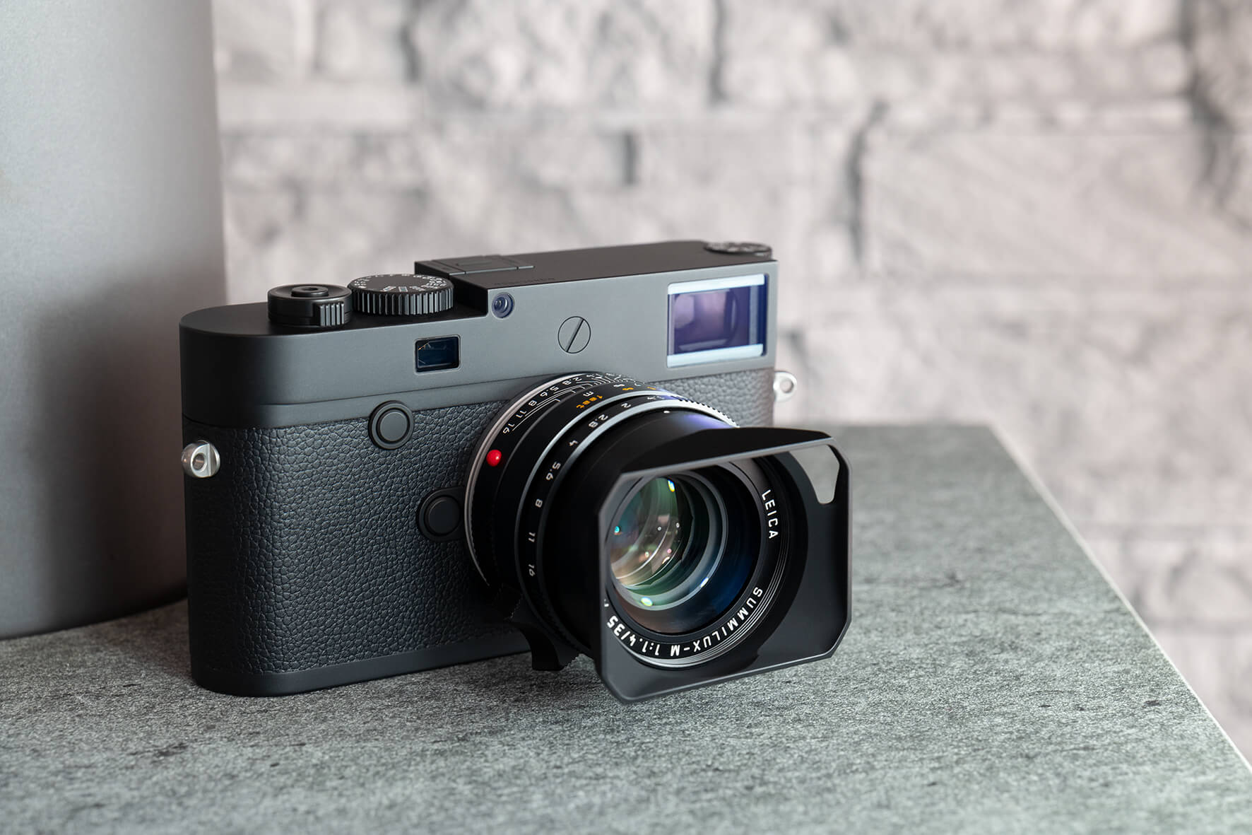 Leica M10 Monochrom is a new $8k camera with no color