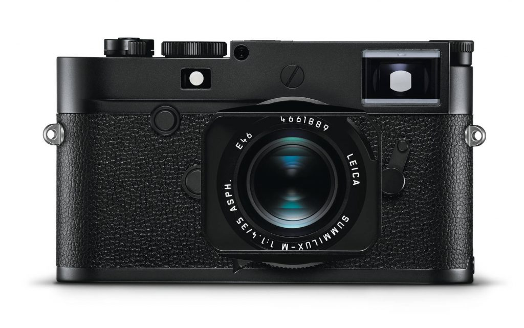 the new Leica M10 Monochrom