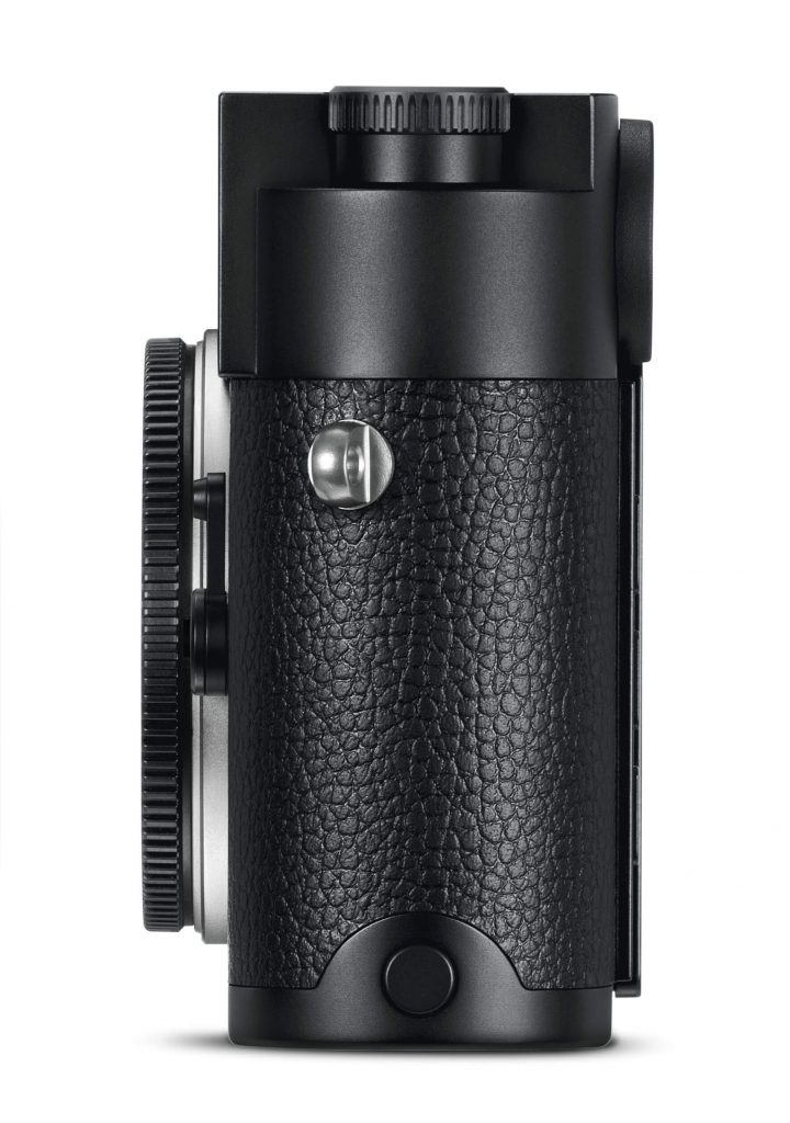 the new Leica M10 Monochrom side flat