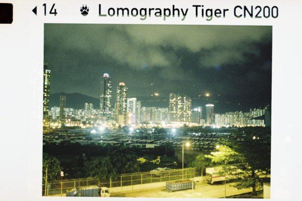 Color Tiger CN 110 ISO 200 sample shot 6