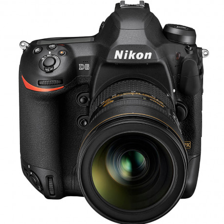 PhotoBite - Nikon D6 Revealed: Complete Specifications and Image Gallery