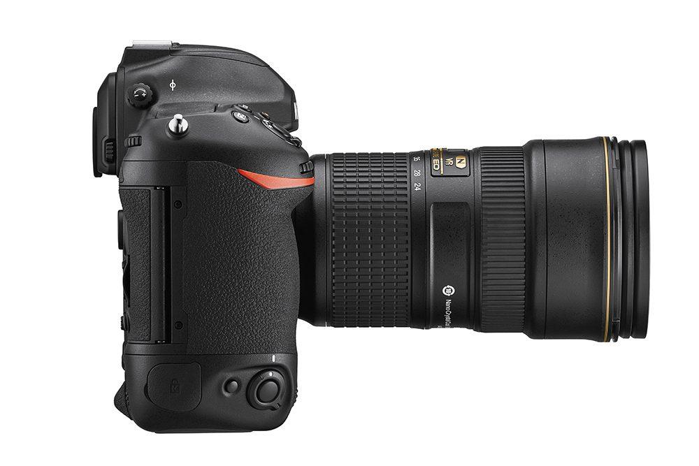 Nikon D6 right side