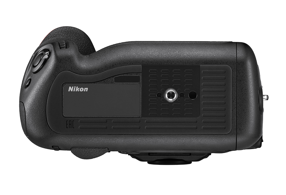 Nikon D6 bottom