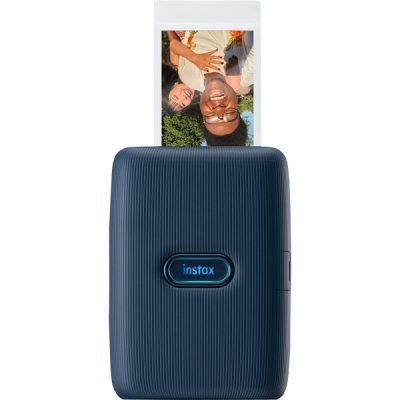Fujifilm Instax Mini Link Printer Dark Denim Hero