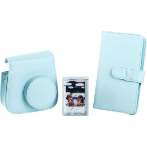 Fujifilm instax Mini 9 Accessory Kit in Ice Blue