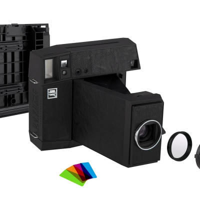 Lomo'Instant Square Glass Combo [Black Edition] master