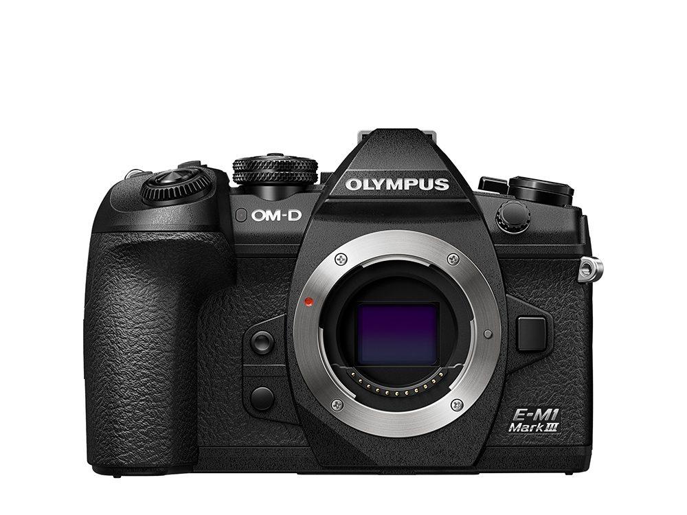 Olympus OM-D E-M1 Mark III Body only