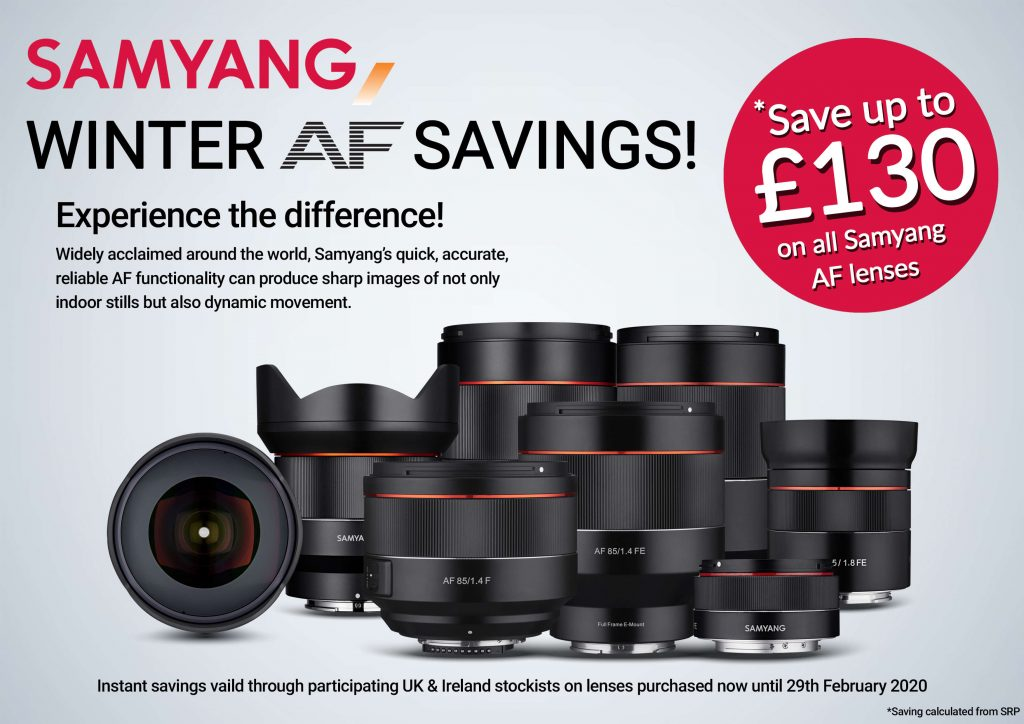 Samyang Winter Savings