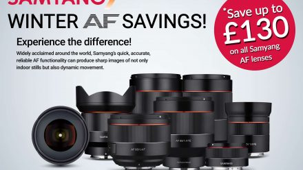 Read Samyang AF Winter Savings Revealed