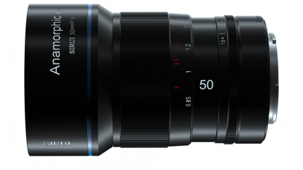 Read Sirui 50mm f/1.8 1.33x Anamorphic Lens Available for Pre-Order