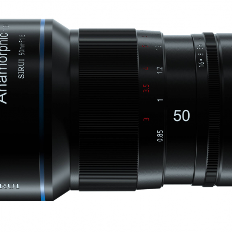 PhotoBite - Sirui 50mm f/1.8 1.33x Anamorphic Lens Available for Pre-Order