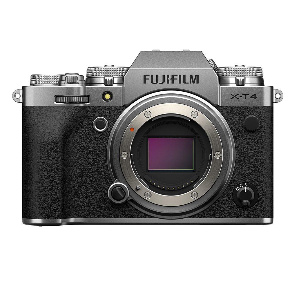 Fujifilm X-T4 Silver 2