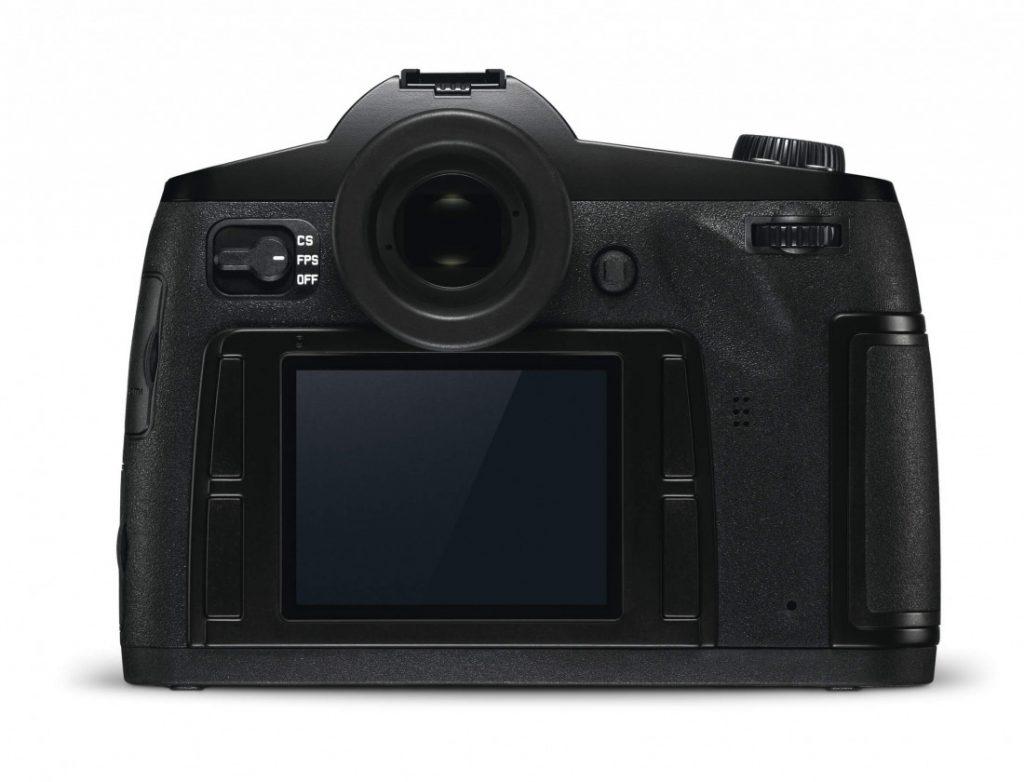Leica S3 back