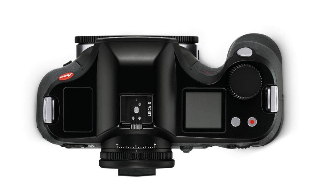 Leica S3 top