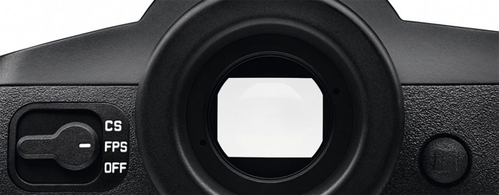 Leica S3 viewfinder