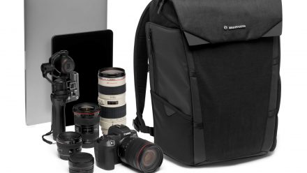 Read Manfrotto Chicago Collection Announced