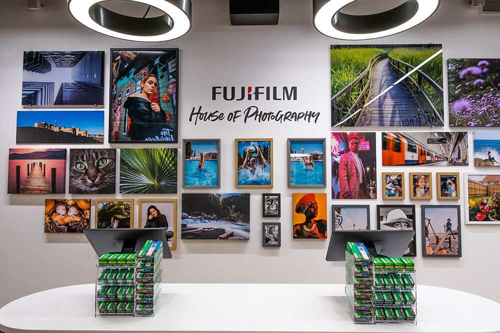Fujifilm House of Photography closes