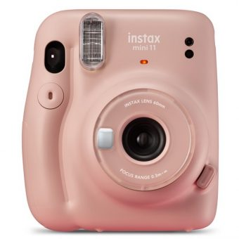 PhotoBite - Fujifilm instax Mini 11 Blush Pink Instant Camera