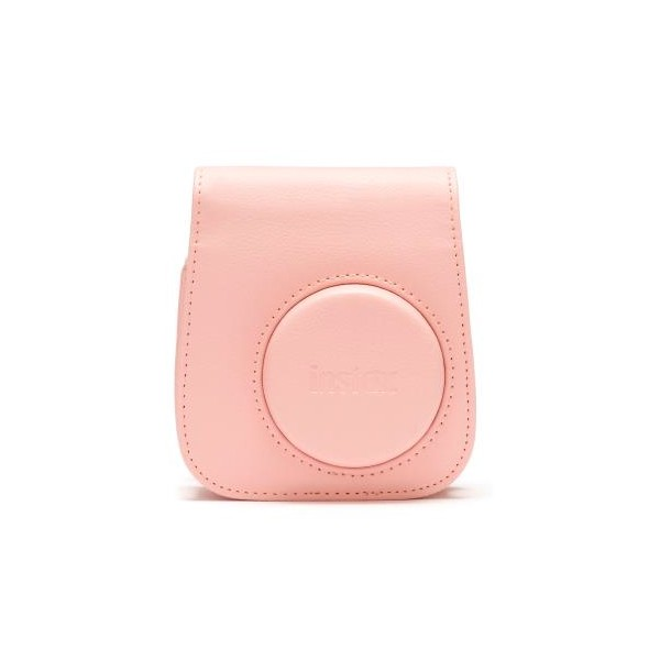 Fujifilm instax Mini 11 Case in Blush Pink case