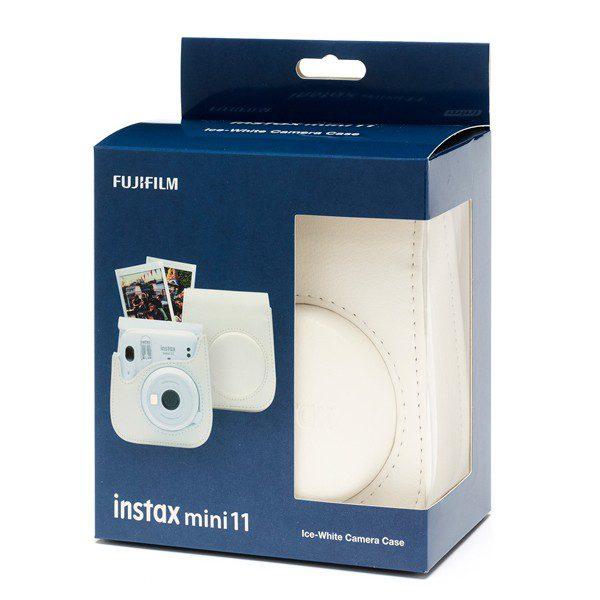 Fujifilm instax Mini 11 Case in Ice White box