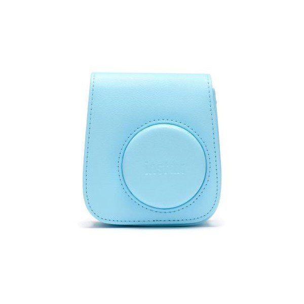 Fujifilm instax Mini 11 Case in Sky Blue case