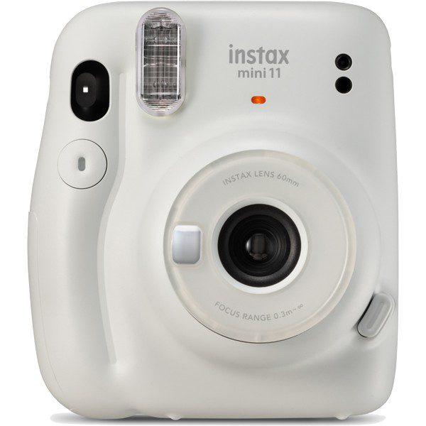 Fujifilm instax Mini 11 Ice White Instant Camera
