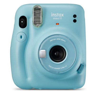 Fujifilm instax Mini 11 Sky Blue Instant Camera