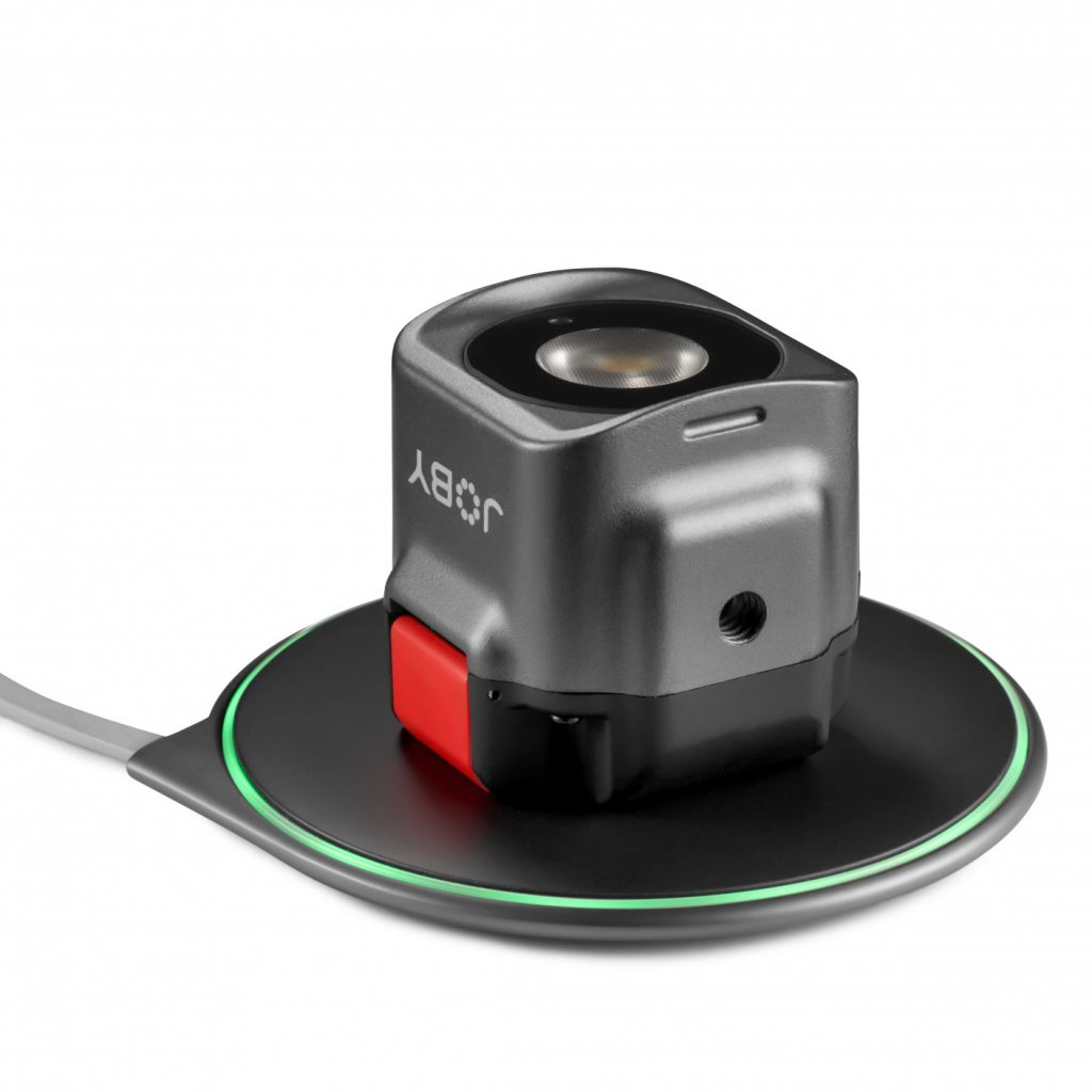 Joby Beamo wireless charging