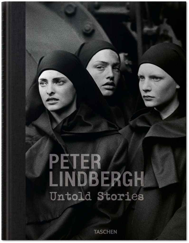 Peter Lindbergh Untold Stories cover