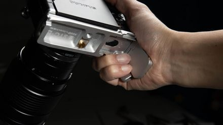 Read STC Fogrip [Folding Grip] for Olympus OM-D E-M5 Mark III Revealed