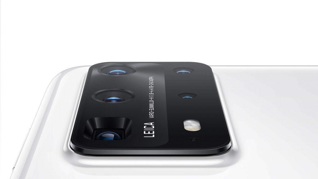P40 Pro+back camera angle