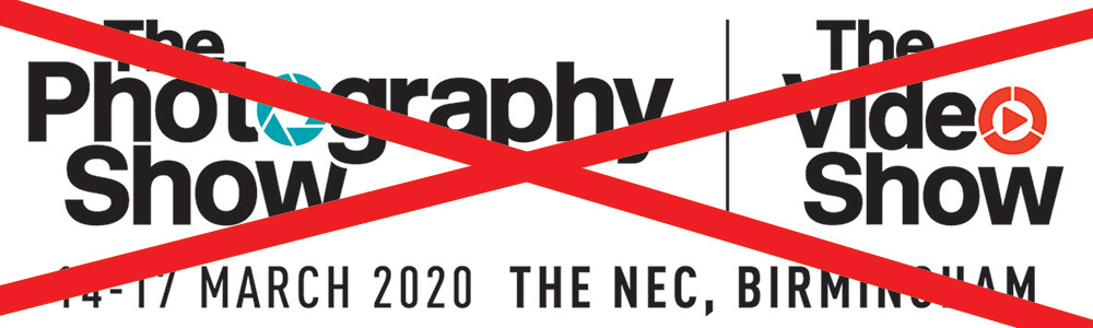 Photography Show Postponed
