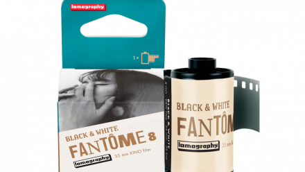 Read Lomography Fantôme Kino B&W ISO 8 Film Announced