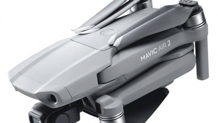 Read DJI Mavic Air 2 Revealed